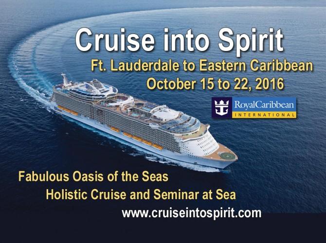 Cruise Into Spirit Cruises