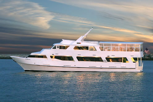 Host Your Next Event on a Luxury Marina Del Rey, CA Yacht with FantaSea Yachts