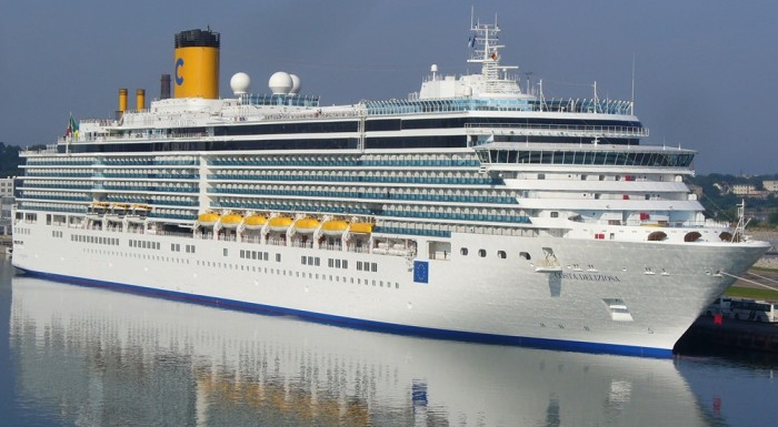 Was the Costa Deliziosa Really the Last Cruise Ship in the World to Dock?