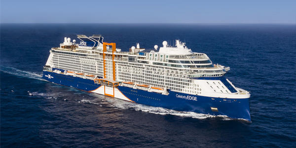 Celebrity Cruises Announces Ground-breaking All-Female Crew for the Edge