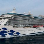 Princess Cruises' Newest Ship, Enchanted Princess, Has Been Delivered