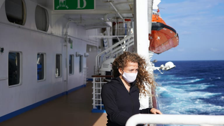 New CDC Order: Masks to Be Worn on All Cruise Ships