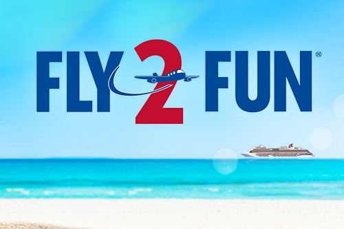 Carnival Announces New Fly2Fun Flight Package