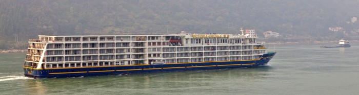 Small-Ship River Cruises with Victoria Cruises