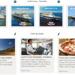 Fred. Olsen Offers Virtual Cruise Hub