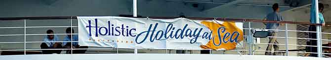 Holistic Holiday at Sea™ XV - A Voyage to Well-being