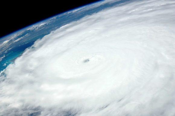 hurricane irene causes bad weather