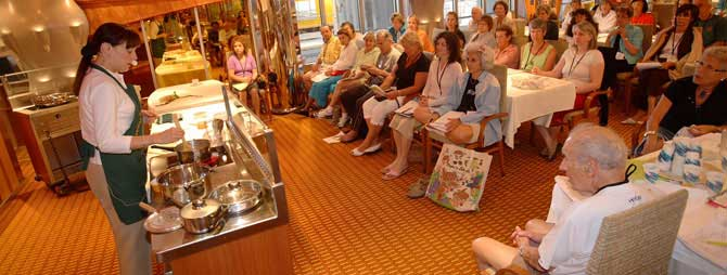 Discount Cruise Options for Mature Travelers
