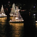 San Diego Holiday Lights Cruises