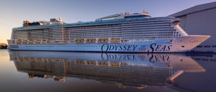 Royal Caribbean Moves Odyssey of the Seas to Israel