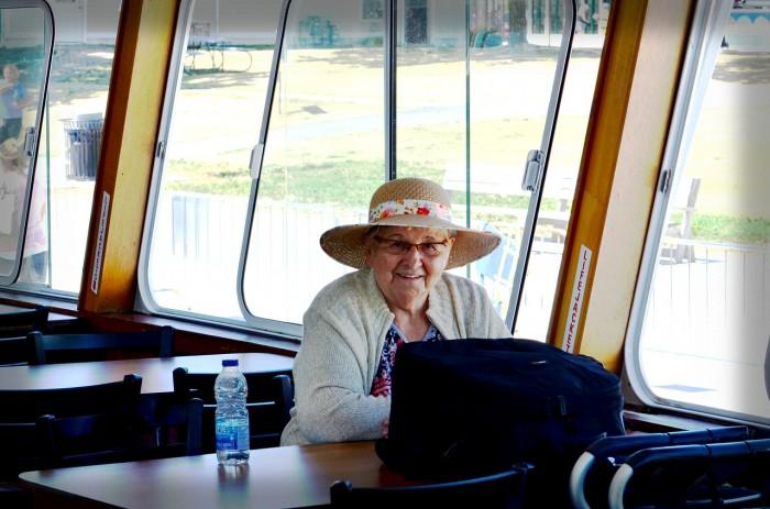 Retiring to a Cruise Ship