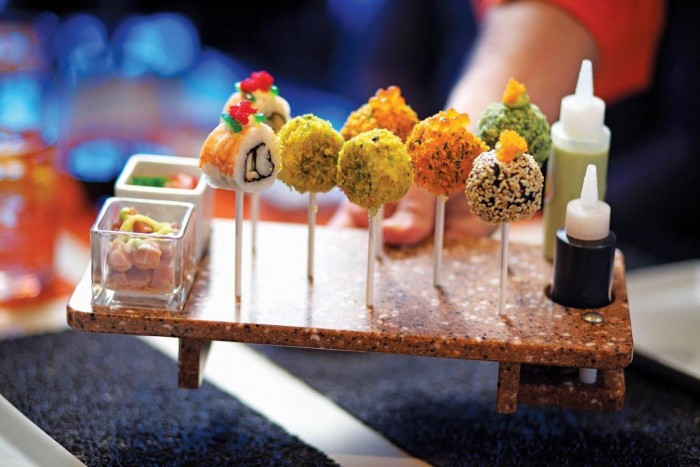 A Look At Some of the Best Restaurants on Cruise Ships