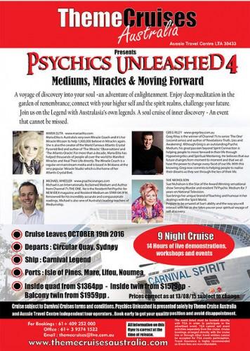 Psychics Unleashed