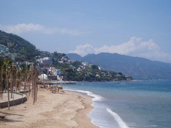 Puerto Vallarta beach