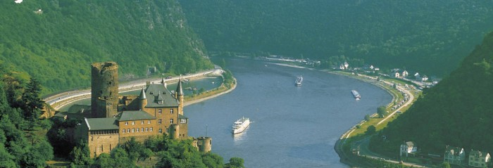 Explore Ancient Cities and Lush Vineyards on Rhine River Cruises