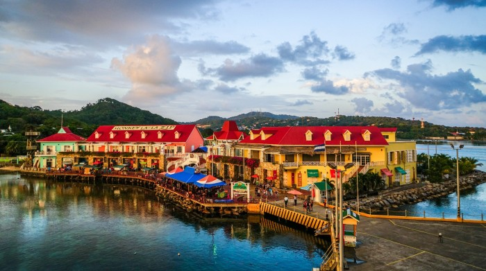 Cruise Port of Call Profile: Roatán