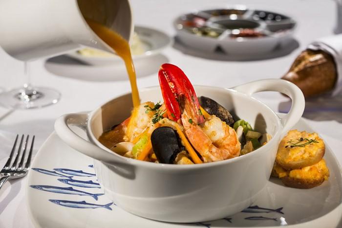 Three More Amazing Restaurants on Cruise Ships