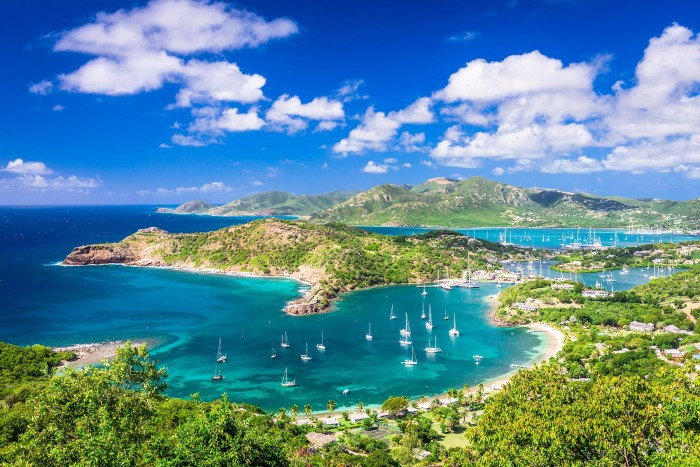 A New Pier for Antigua!