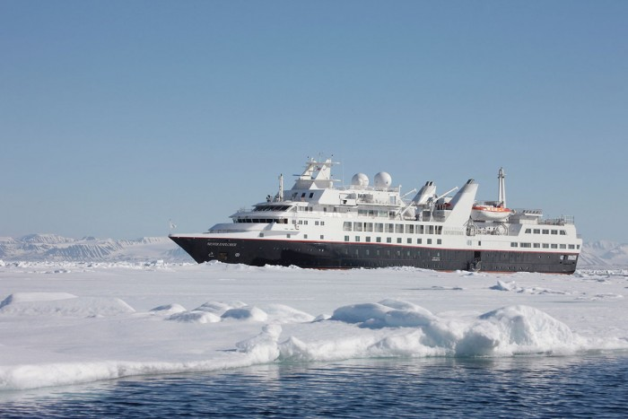 Cruises to the Arctic, the Galapagos, and Private Beaches Growing in Popularity