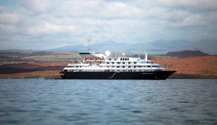 Silversea Cruises' Silver Galapagos