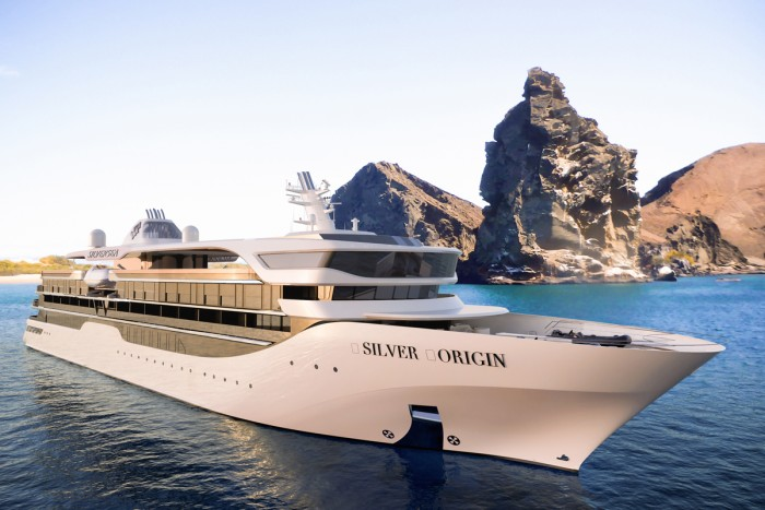 A Brand New Ship for Silversea