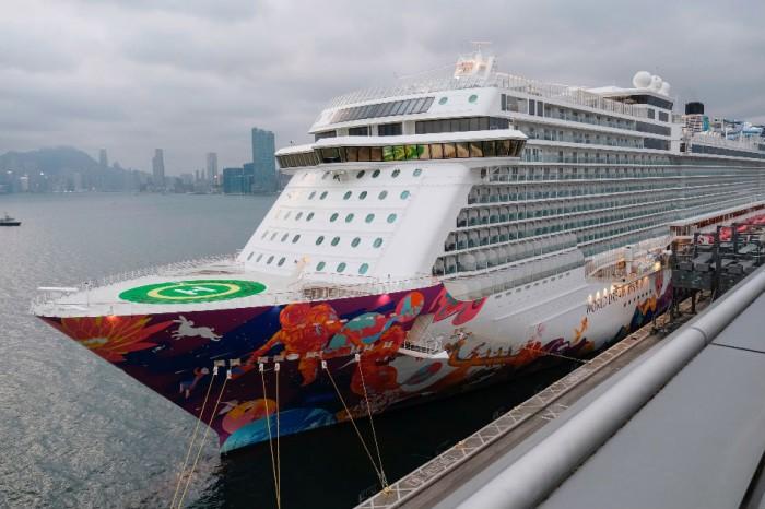 Cruises BANNED in Taiwan!