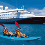 Sail on a Luxury Small-Vessel Cruise with SeaDream Yacht Club