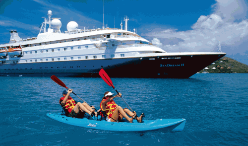 Activities for Everyone on a Cruise Ship