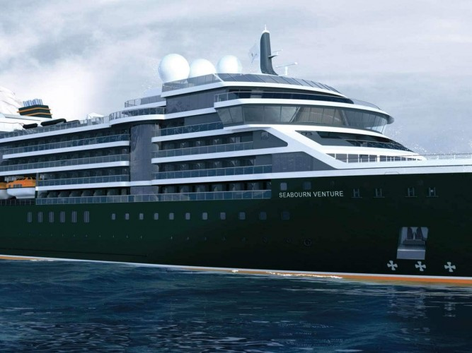 Everything We Know About Seabourn's Newly Planned Ship