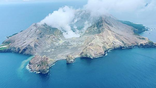 Royal Caribbean Passengers Experience Volcanic Eruption